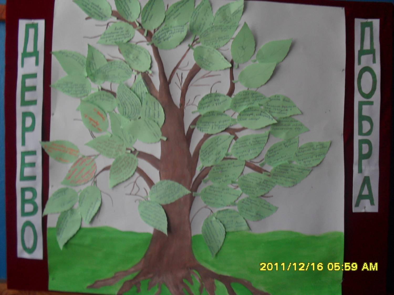 Своими руками дерево добра 794