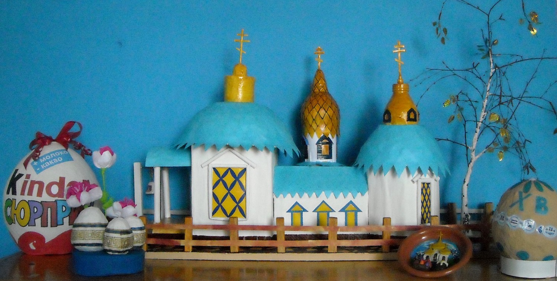 Православные поделки с дошкольниками